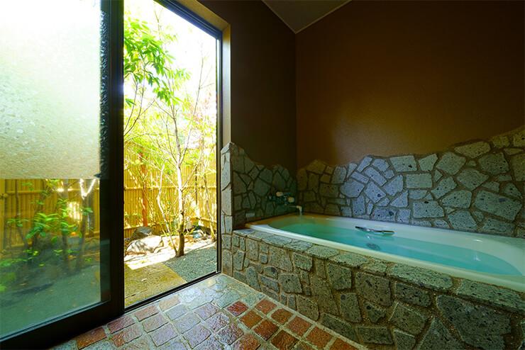 謳のお風呂