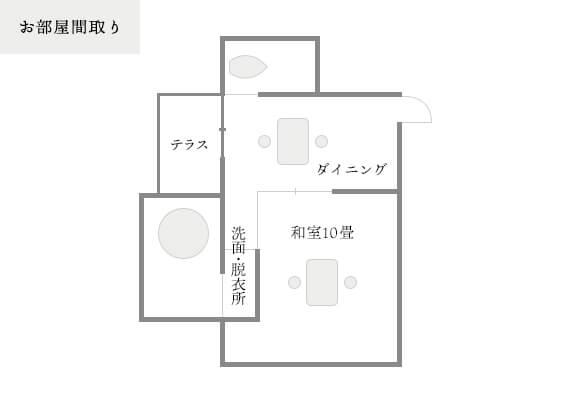 間取り 潤-Uruoi-